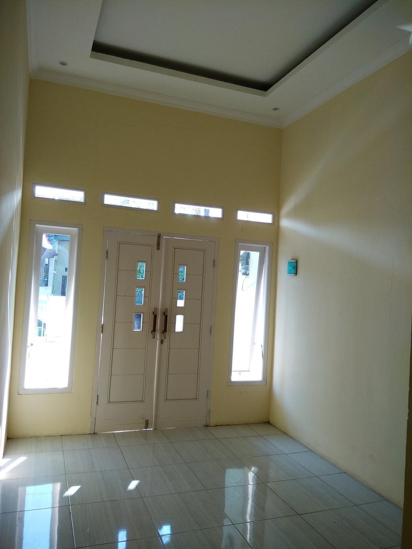 Bangunan baru siap pakai di Pondok Ungu Harapan Indah