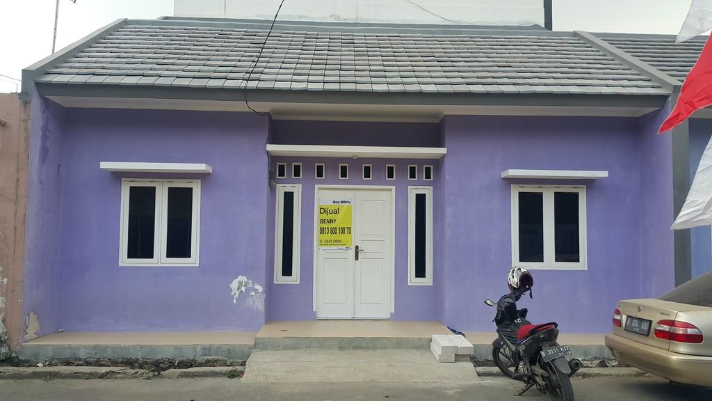 Rumah Cantik di Bintara 17 Bekasi Barat Harga Cuma 400 Jutaan