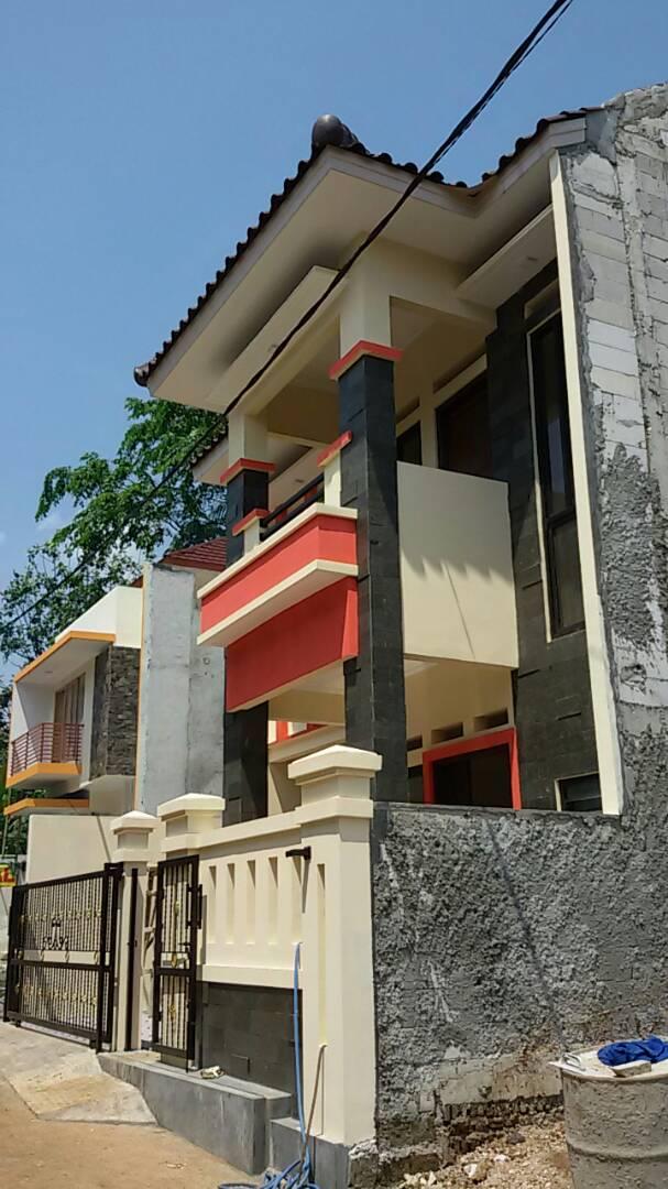 Townhouse Exclusive 2 Lantai dengan Harga Terjangkau - Ciganjur Jakarta Selatan
