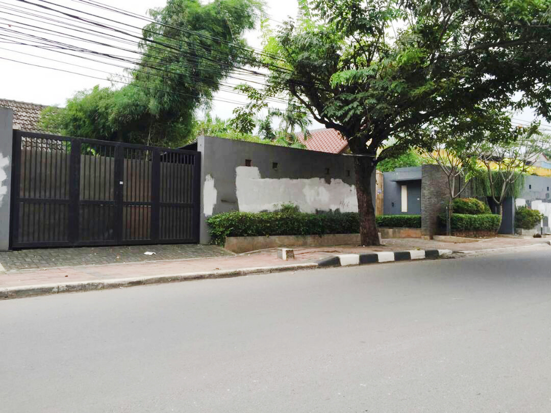 Dijual tanah, lokasi strategis, pinggir jalan, akses jalan mudah @Jl RC Veteran, Jak-Sel