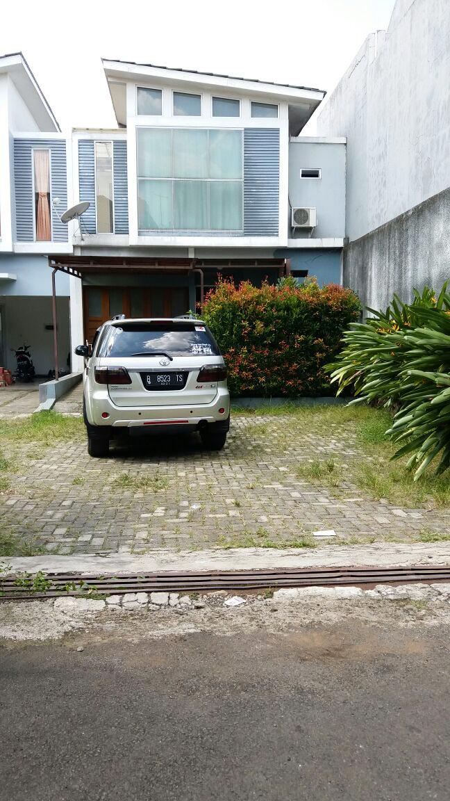 Dijual Rumah asri nyaman, aman, siap huni Di @Cireundeu, Ciputat