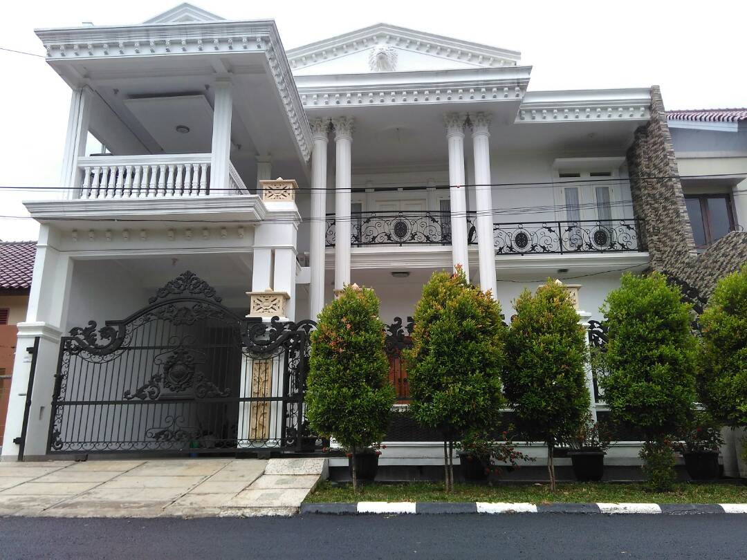 Rumah dijual di perum Mutiara Sanggraha, Pulo gebang, jakarta timur