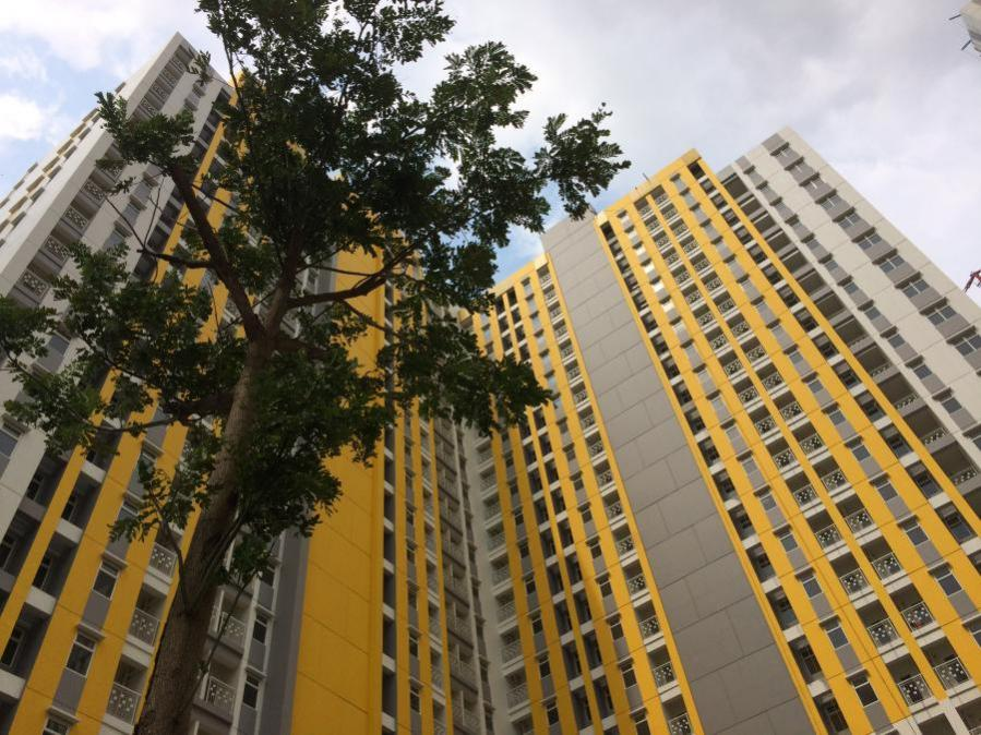 Sewa Apartement Springlake Tower Azolla