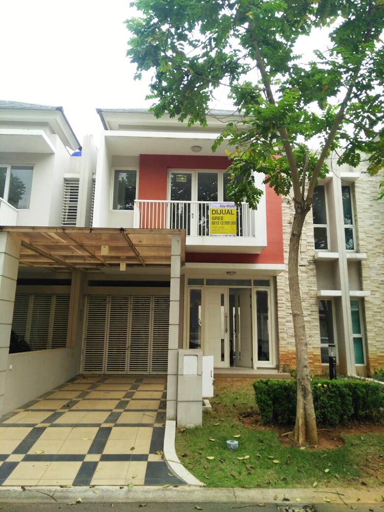 Rumah di Jual Palm-Summarecon Bekasi