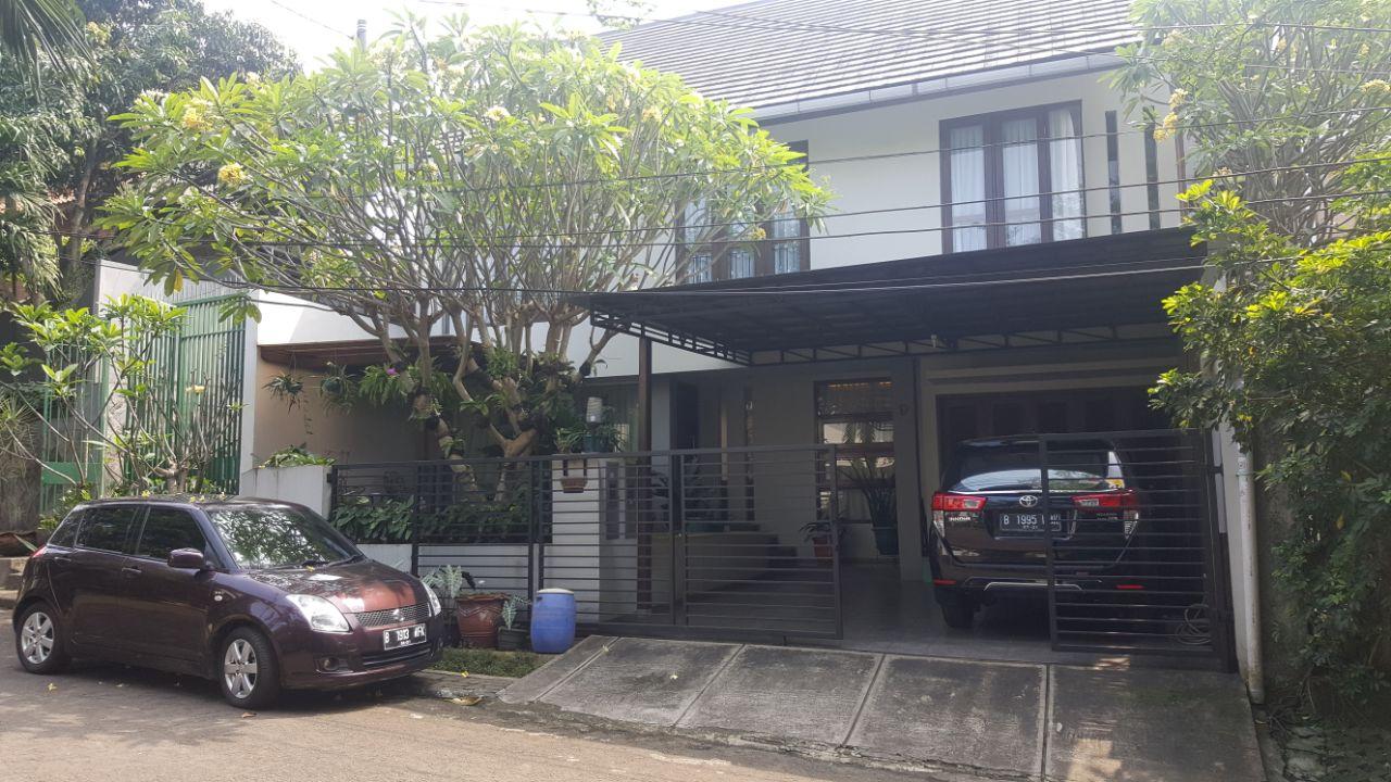 Dijual Rumah Bagus Di Jl Mandar, Bintaro Jaya Sektor 3