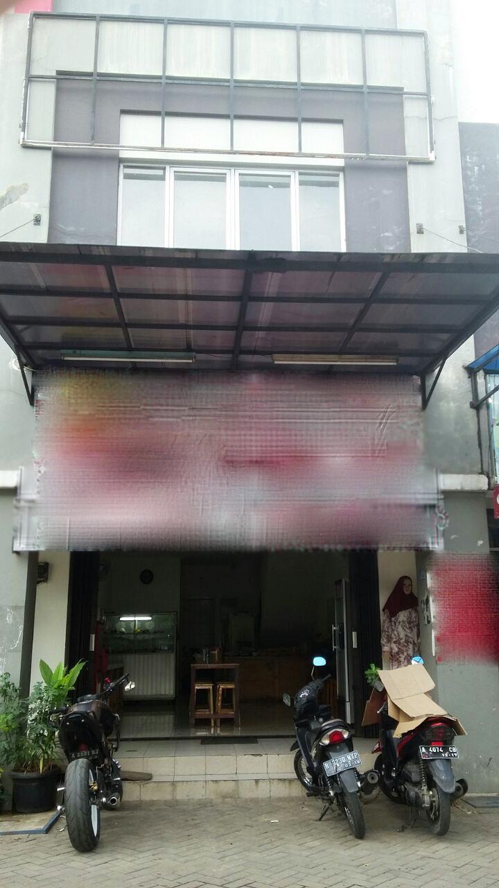 Dijual Ruko Strategis Di Melia Work, Bintaro