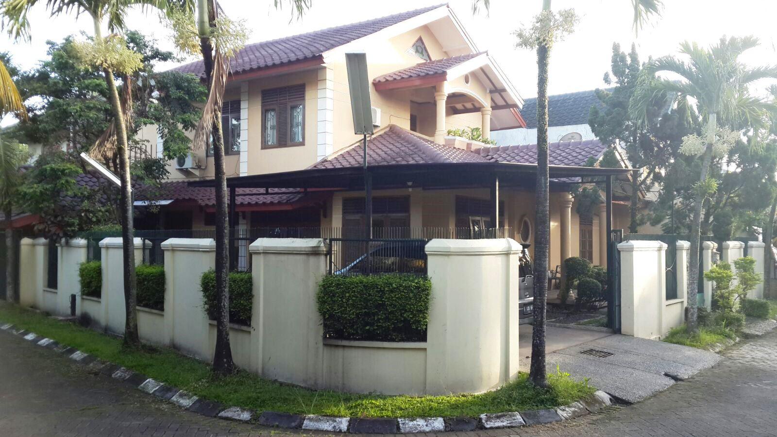 Dijual Rumah asri nyaman, aman, siap huni Di @Jl Lombok, villa bintaro regency