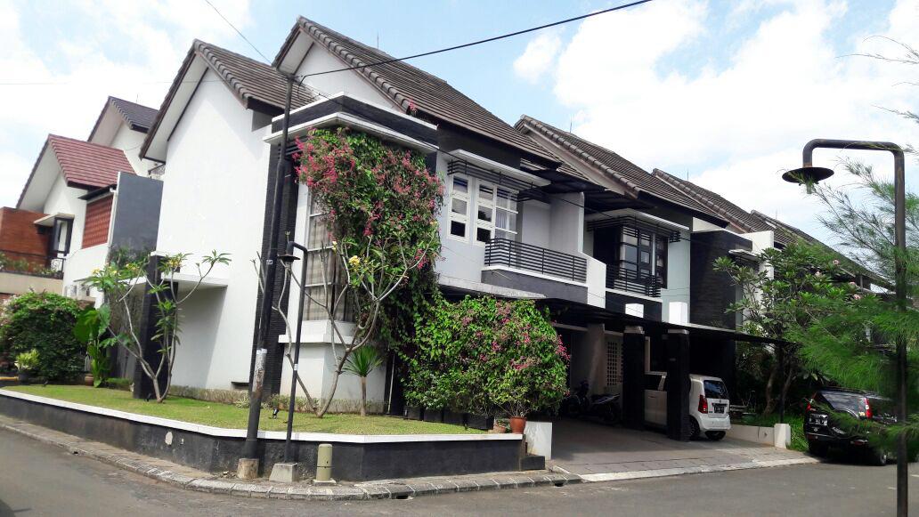 Dijual Rumah Asri Dan Nyaman Di Bintaro Residence