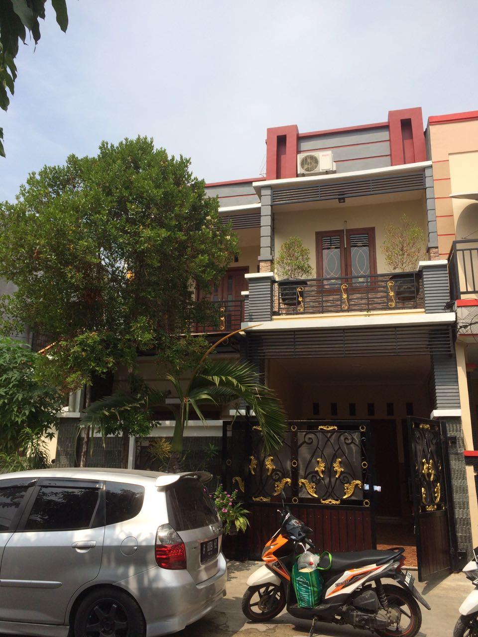 Rumah dijual murah di Duta Bumi 2 , Harapan Indah Bekasi