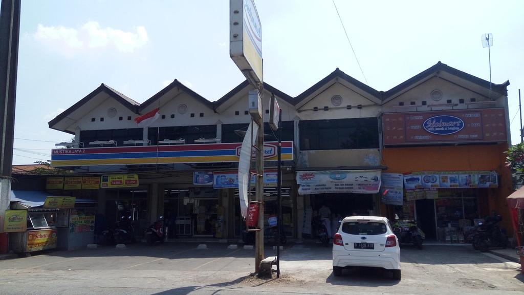 Dijual 5 Unit Ruko Gandeng 2 Lantai Di Mustika Jaya Kota Bekasi