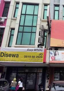 Ruko di Sewa Boulevard Timur-Kelapa Gading-Jakarta Utara