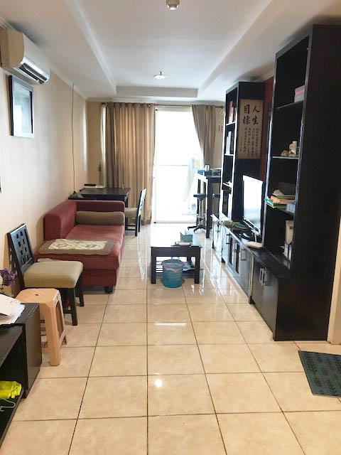 Apartemen di Jual French Walk-Nice Garden-Kelapa Gading-Jakarta Utara