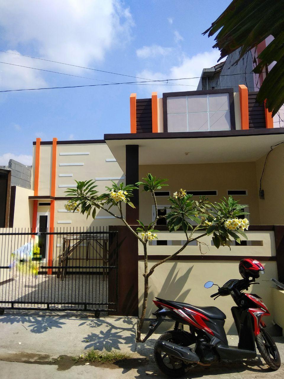 Rumah Baru Siap Huni , Rumah dijual di Harapan Indah Bekasi Barat