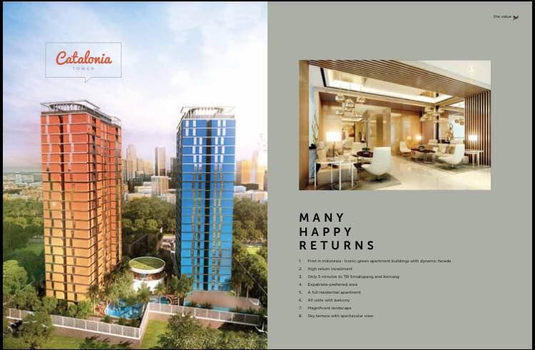 For Sale Brand New Apartment Pejaten Park Residence, Lokasi Strategis dan Harga Nego