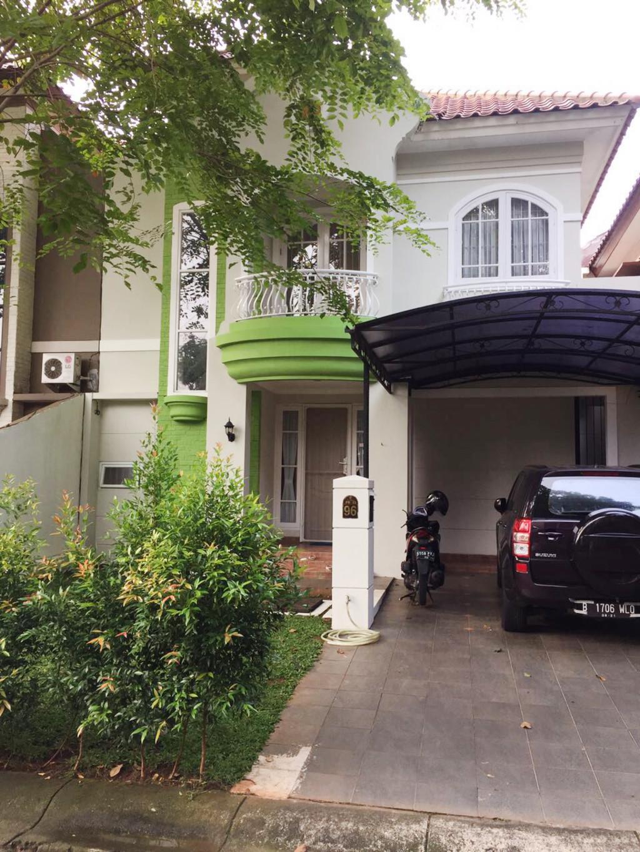 Dijual Rumah Bagus Di Cluster Taman Puri Bintaro