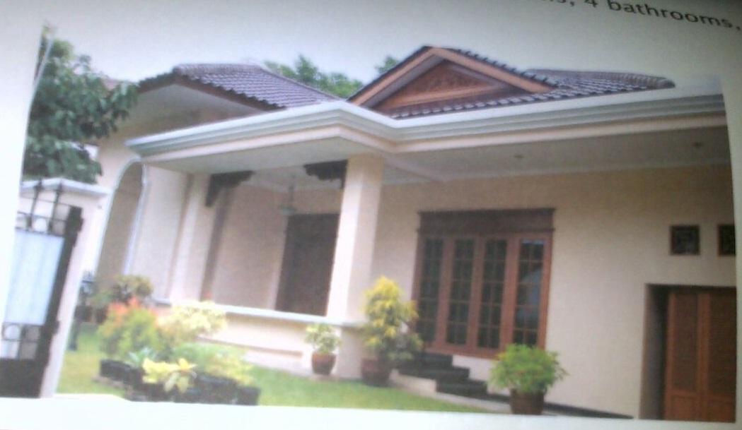 Rumah Tinggal Siap Huni di Simprug Golf.