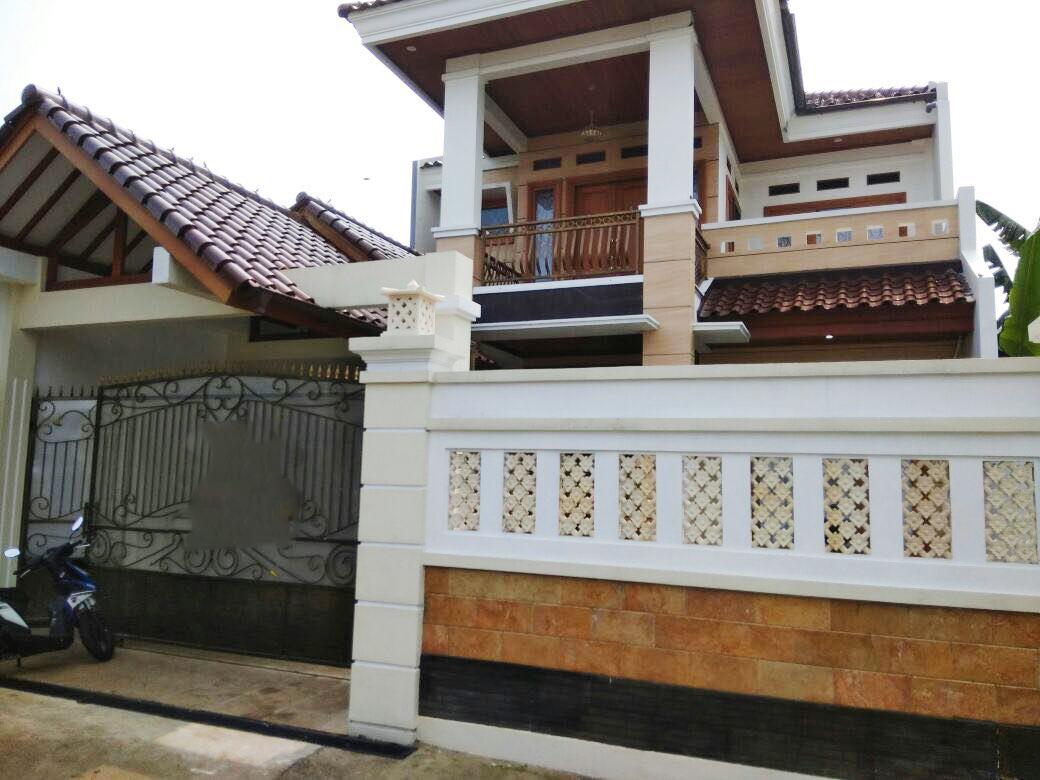 Dijual Rumah asri nyaman, aman, siap huni Di @Pasar Rebo, Jaktim