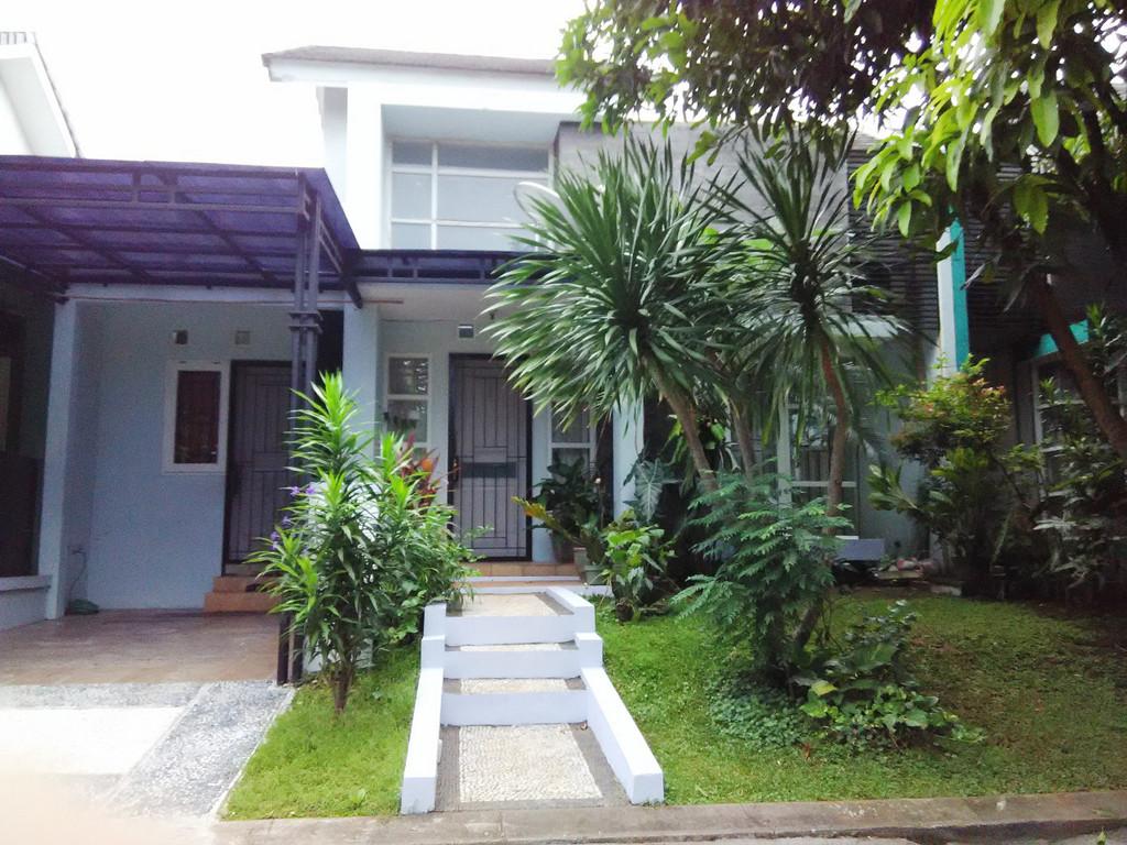 Dijual Rumah Bagus Di Cluster Permata Oriana, Bintaro Jaya