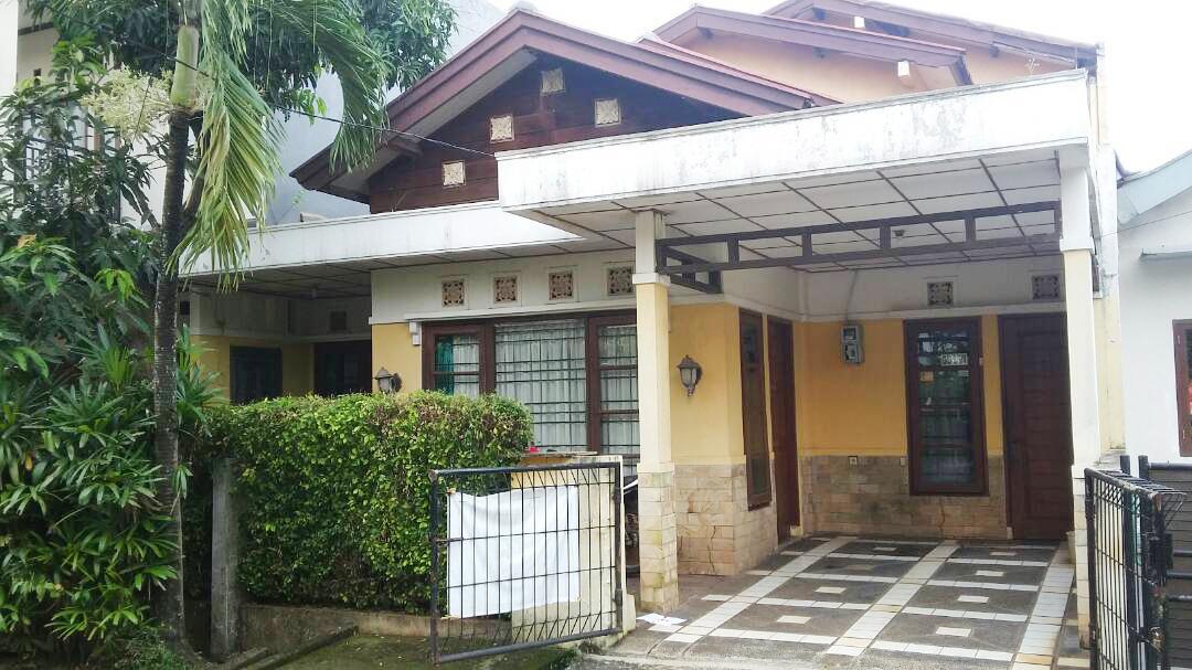 Dijual Rumah Bagus Di Kawasan Kuricang, Bintaro Jaya