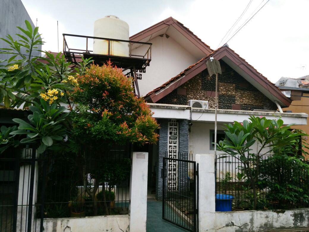 Dijual Rumah Bagus Di Jl Cililin, Kebayoran Baru