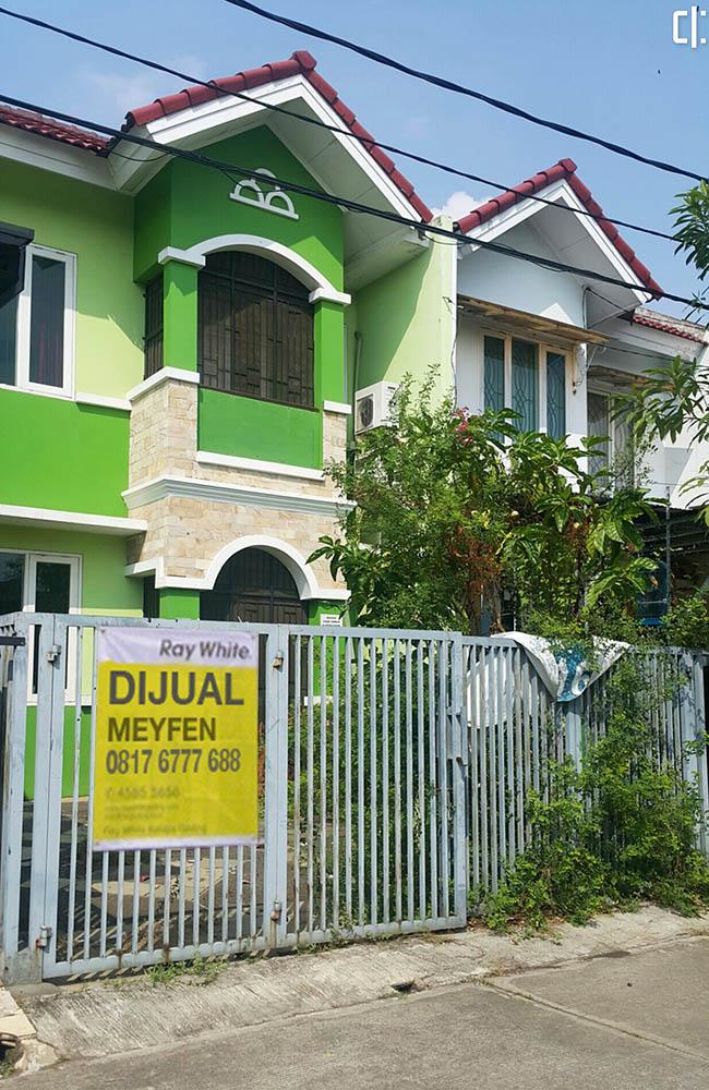 Rumah di Jual Gading Arcadia-Kelapa Gading-Jakarta Utara