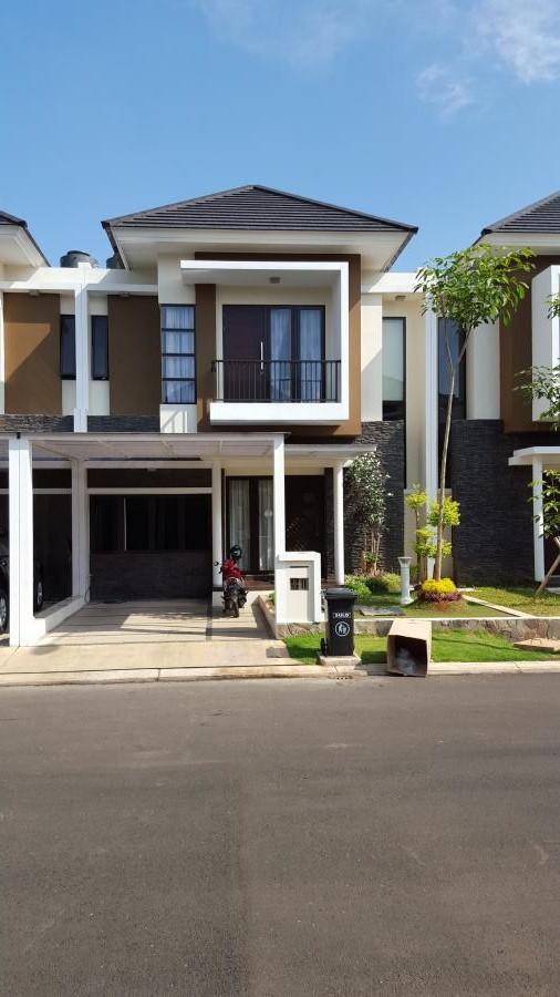 Rumah dijjual cepat di Asera One South , Harapan Indah Bekasi