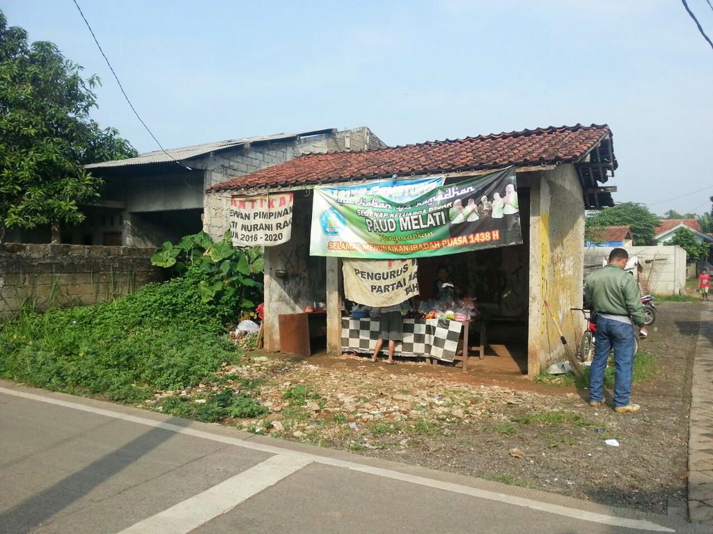 Dijual Kavling Di Serua, Pamulang, Tangerang Selatan