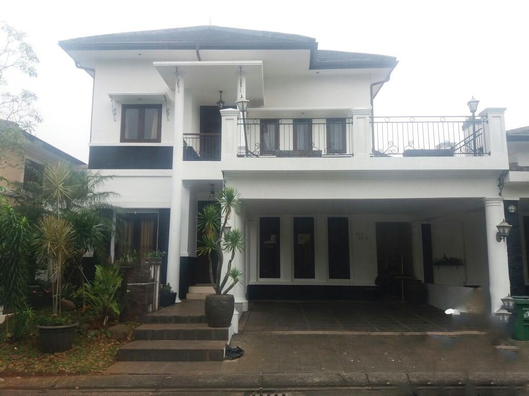 Disewakan Rumah Bagus Di Cluster Menteng Residence, Bintaro