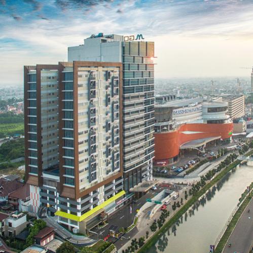 Apartemen M-Gold Tower di Bekasi Barat, Bekasi