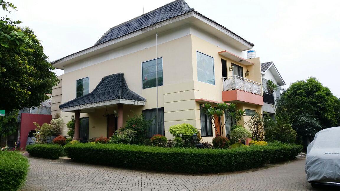Dijual Rumah asri nyaman, aman, siap huni akses lokasi Mudah @Neo Permata