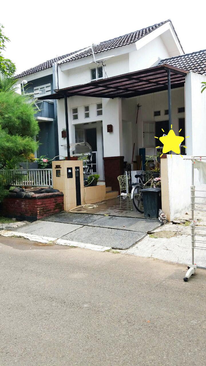 Dijual Rumah asri nyaman, aman, siap huni akses lokasi Mudah @Titihan, Bintaro