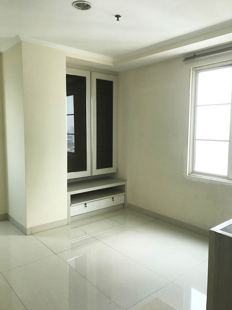 Apartemen di Sewa  French Walk-Nice Garden-Kelapa Gading-Jakarta Utara