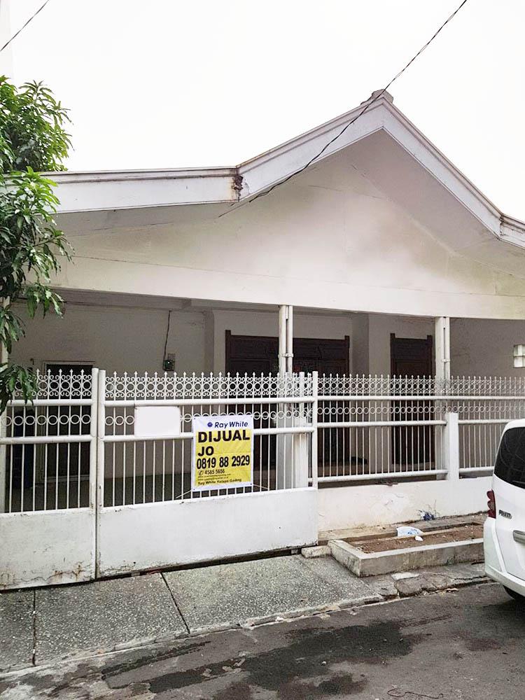 Rumah di Jual Gading Griya Utama-Jakarta Utara