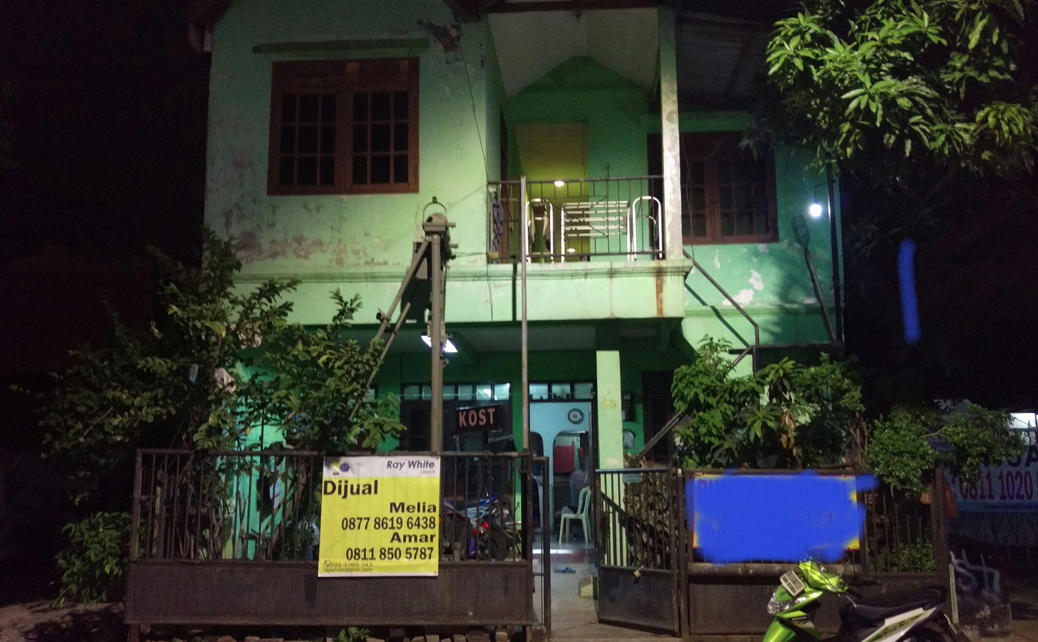 Rumah Kost 9 Kamar di Jagakarsa Jakarta Selatan