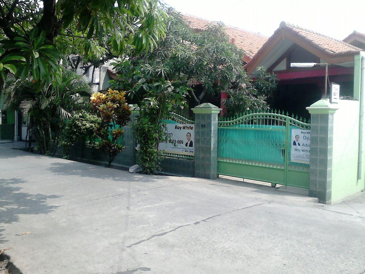 Rumah dijual di Kramat Jaya Semper , Jakarta Utara