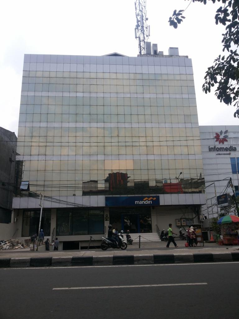 For Sale: Gedung di Jalan Fatmawati Strategis