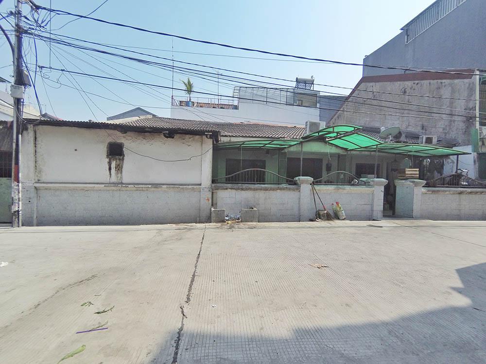 Rumah di Jual Kavling Polri-Jelambar-Jakarta Barat