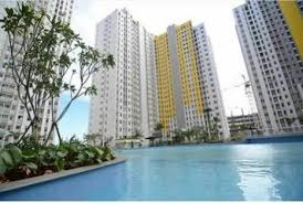 Apartemen Springlake di Summarecon Bekasi Tower Basella lantai 12