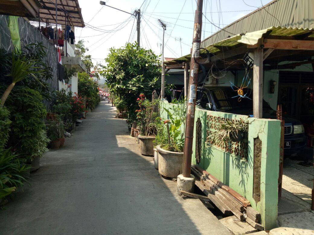 Dijual Rumah Hook Di Pusat Kota Bekasi