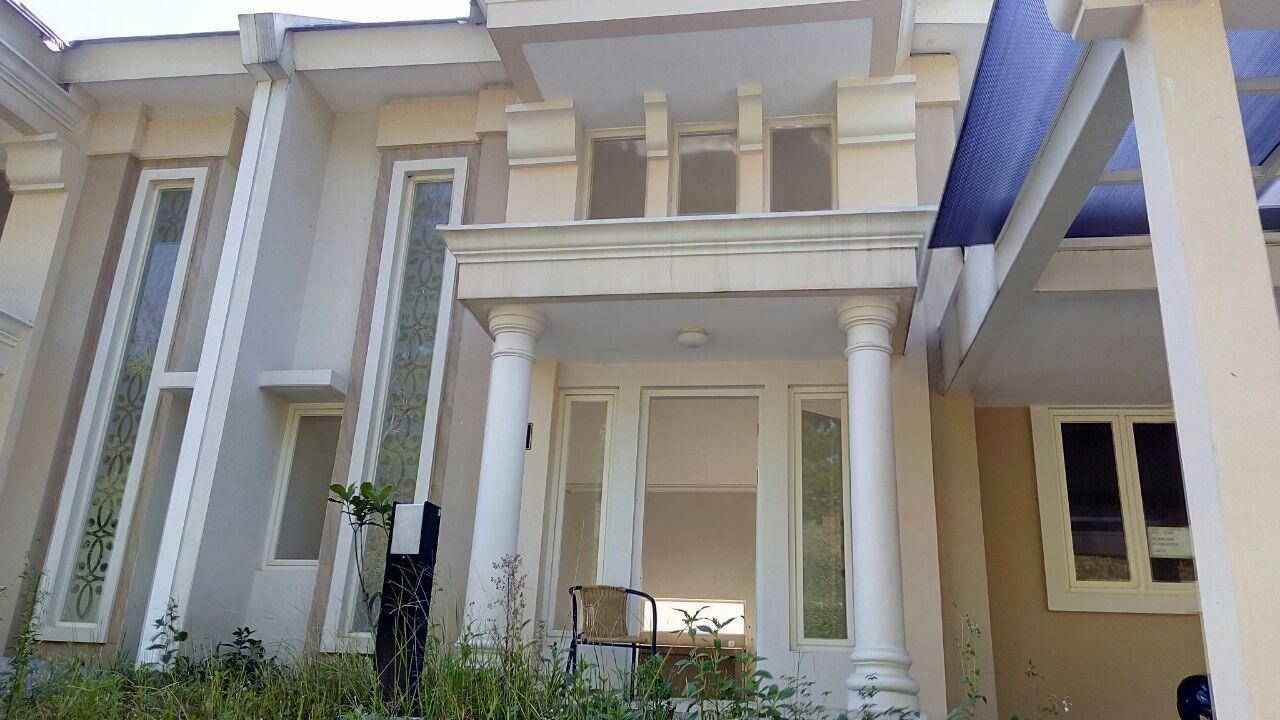 Rumah dijual cepat di The Summit Water Valley , Rancamaya , Sukabumi Bogor
