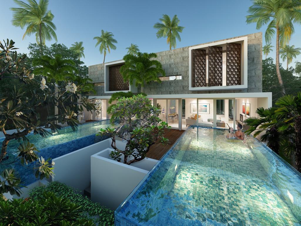 Villa Freehold 3 Bedroom In Great Location Nusa Dua
