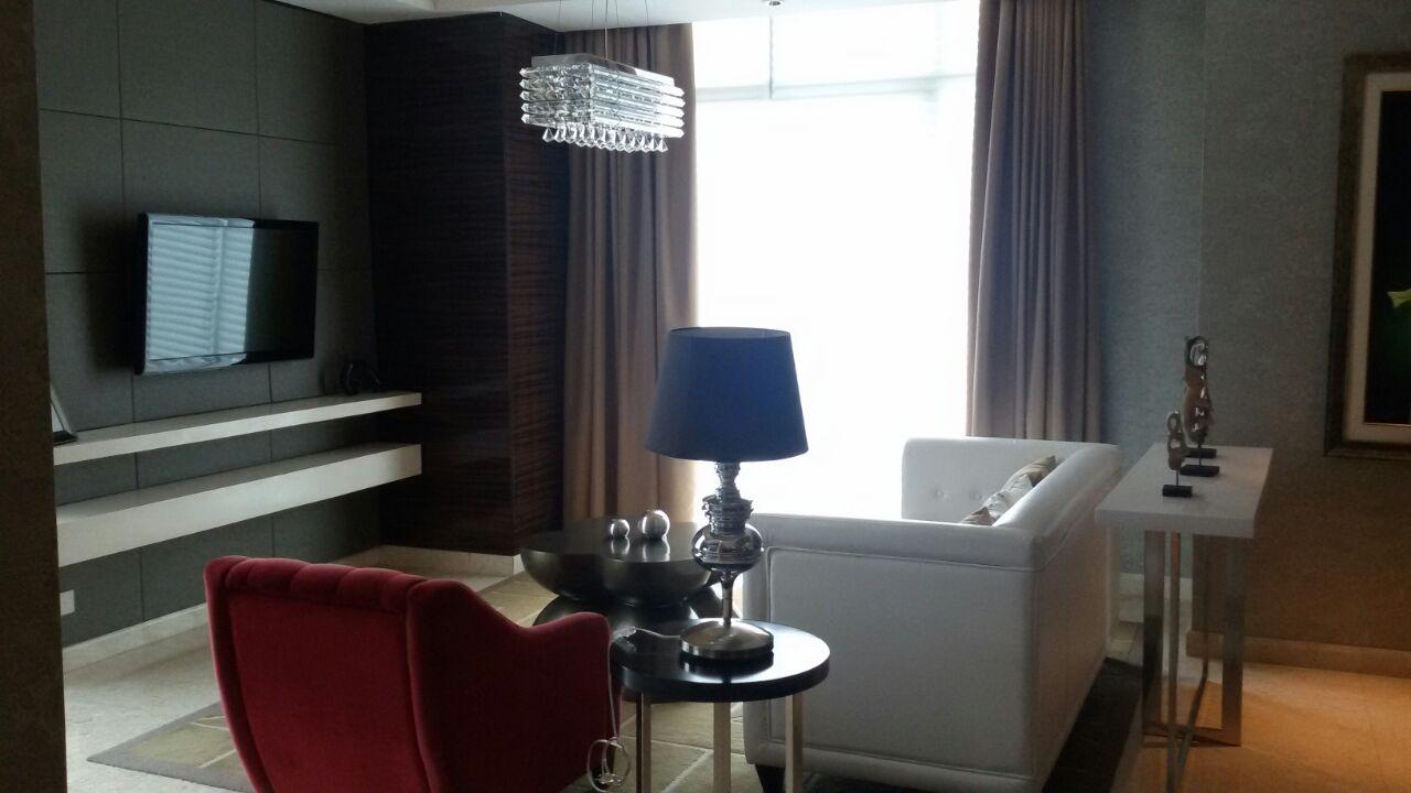 Apartemen Nyaman Modern Style di Essence Darmawangsa Residence, Kebayoran Baru, Jakarta Selatan