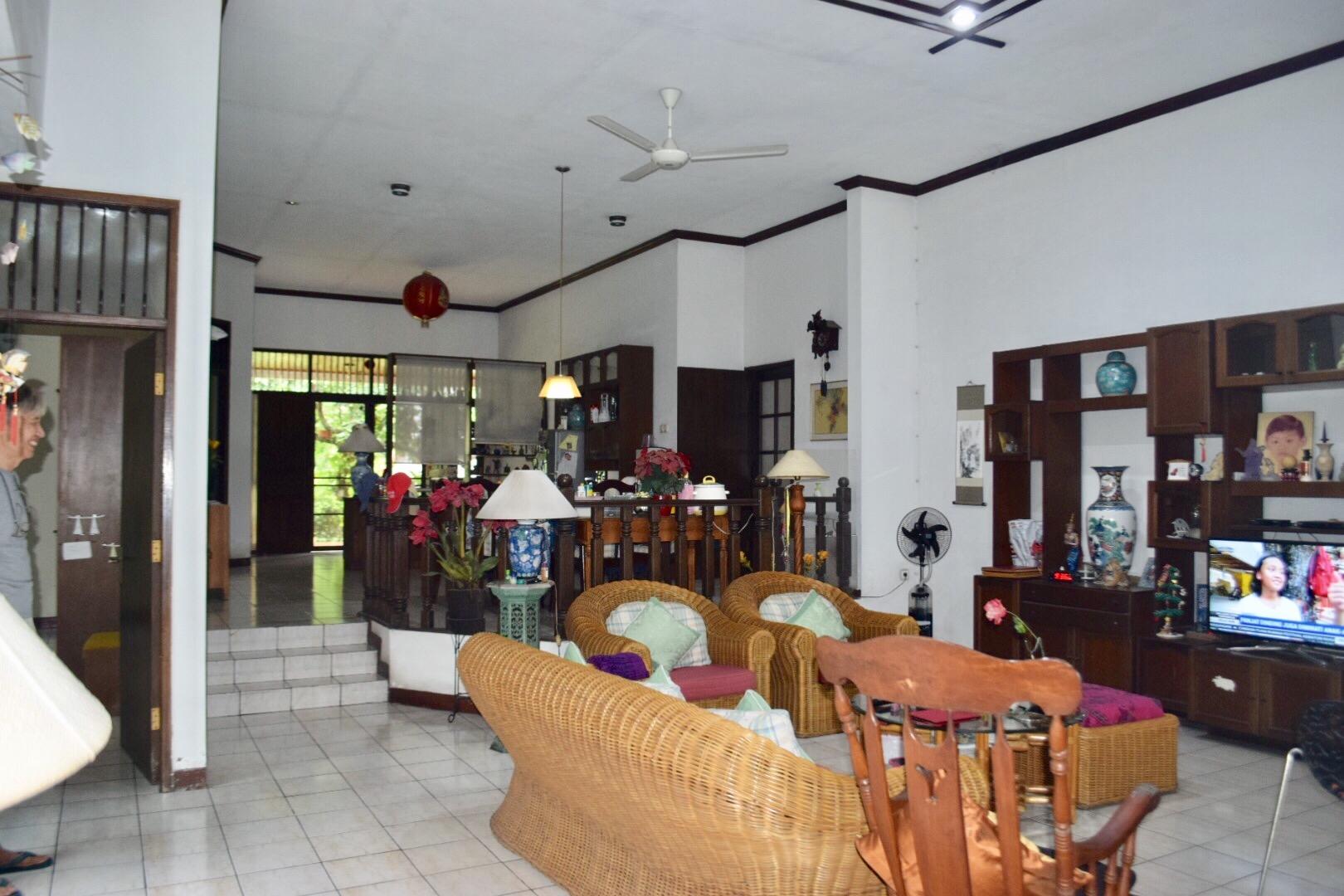 Dijual,   Rumah 1 lantai terawat rapi dan asri  di Cipete, jakarta selatan