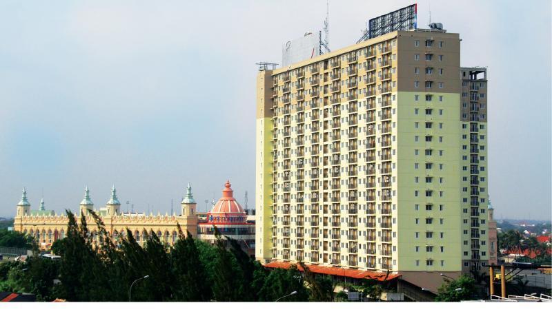 Apartemen Mutiara 2 BR Full Furnish Bekasi