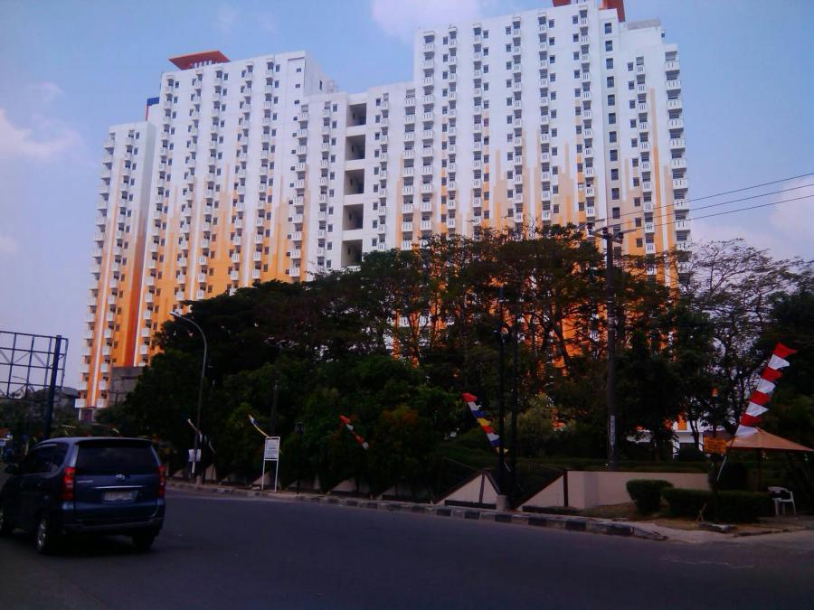 Apartemen 2 BR Full Furnish Kemang View Bekasi