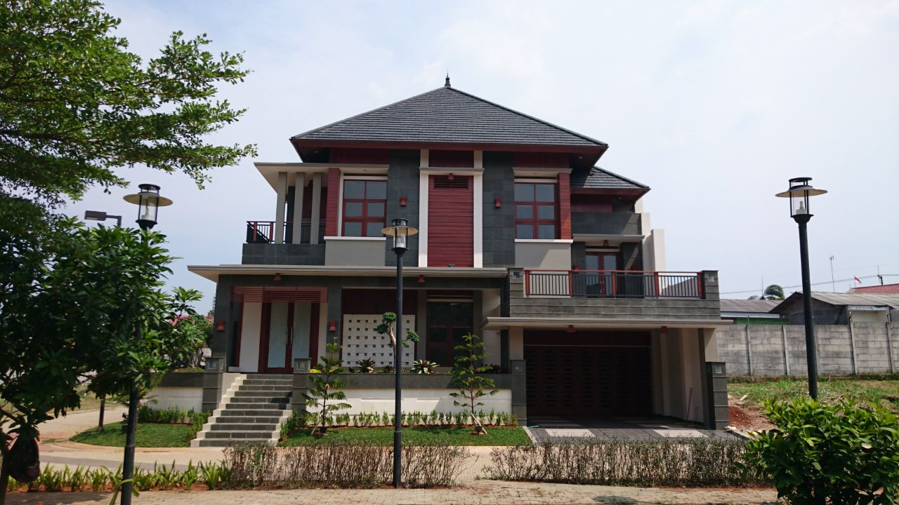 HOT SALE !!! Rumah Baru, Asri dan Nyaman @ Kebayoran Essence, Bintaro