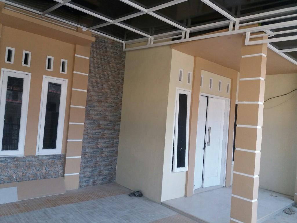 Rumah Baru di Harapan Indah 1