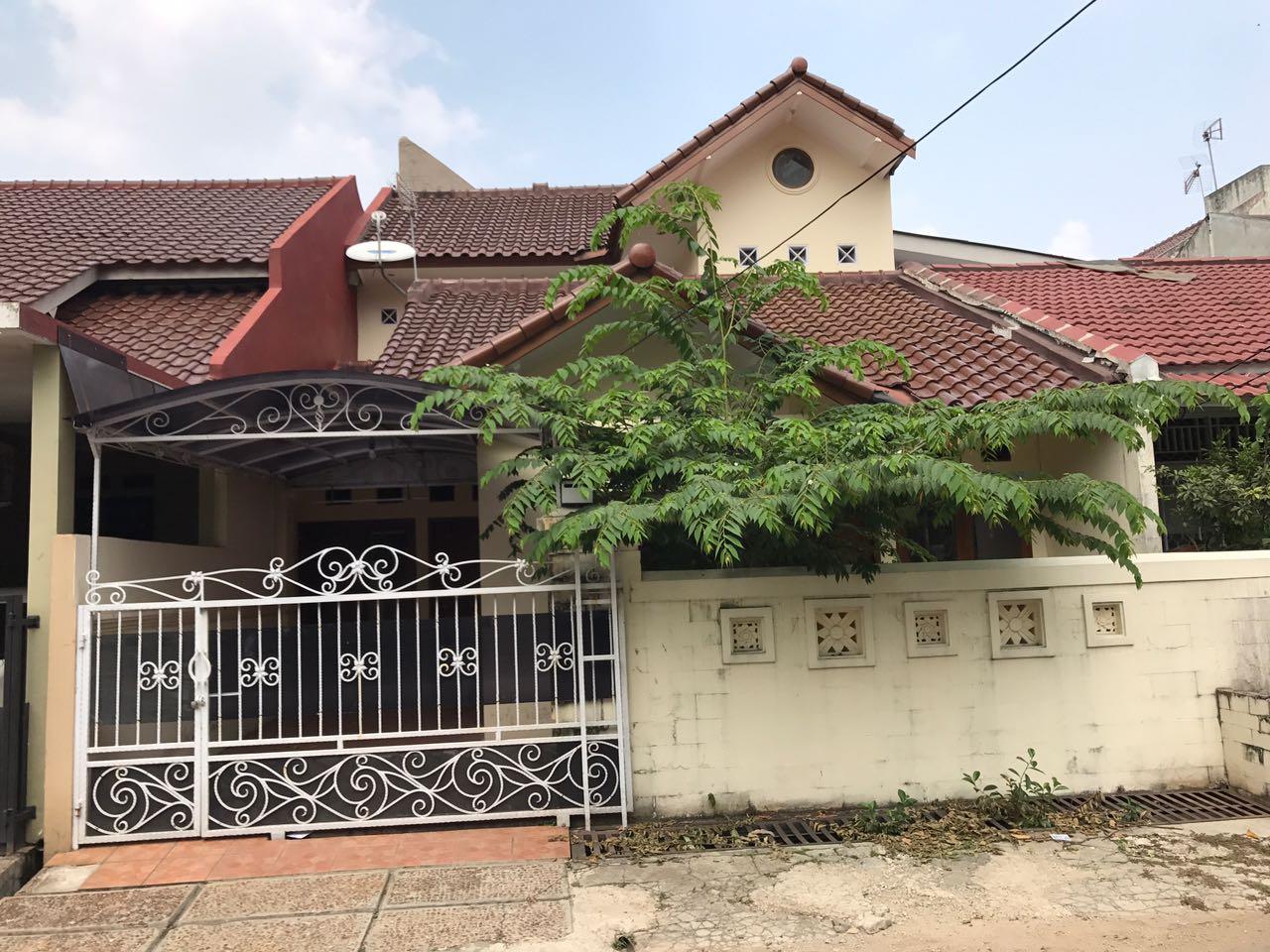 Rumah Nyaman dan Strategis di Jatibening Estate Bekasi..