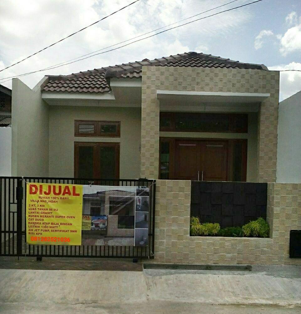 Rumah Baru Siap Huni Rumah di jual di Bekasi