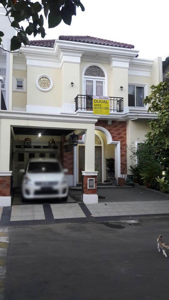 Rumah di Jual Royal Gading Mansion-Jakarta Utara